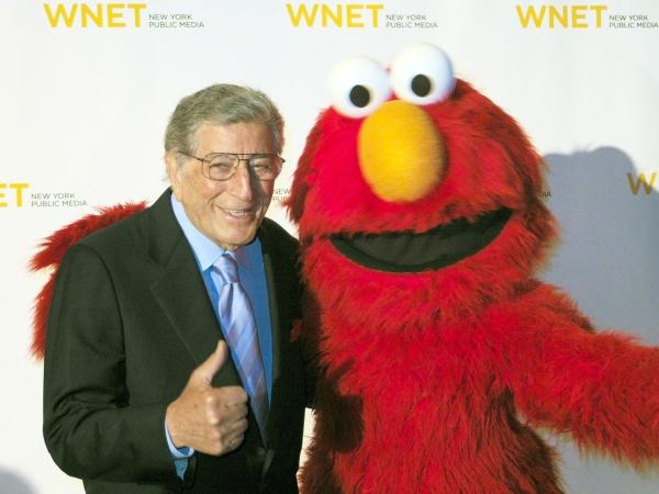Tony Bennett & Elmo