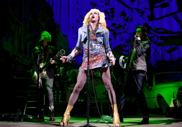 Photo Flash: First Look at Neil Patrick Harris in HEDWIG AND THE ANGRY INCH on Broadway!