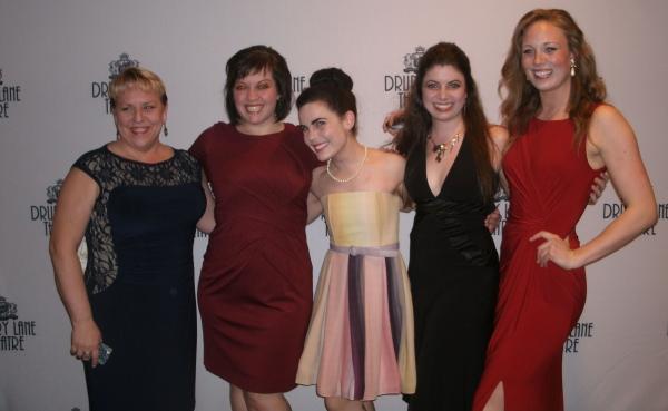 Ann McMann, Missy Aguilar, Emma Rosenthal, Erin Oechsel, Allison Sill Photo