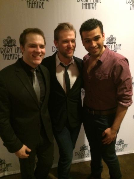 James Nedrud, Nicholas Foster, Brandon Chandler Photo