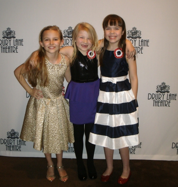 Sage Harper, Ava Morse, Peyton Shaffer