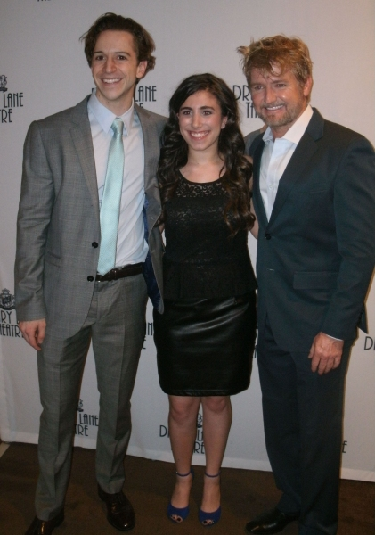 Skyler Adams, Jennifer Baker,  Ivan Rutherford Photo