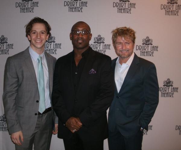 Skyler Adams, Quentin Earl Darrington, Ivan Rutherford Photo