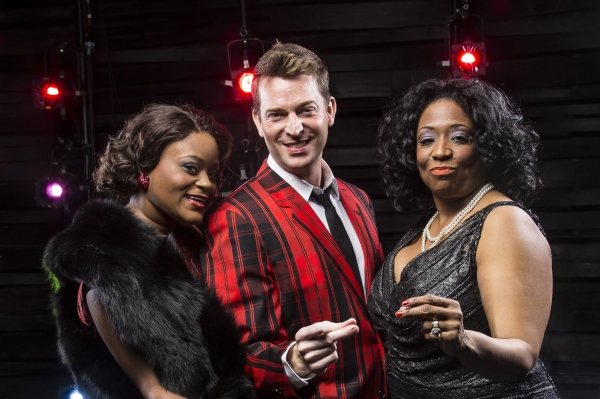 Photo Flash: SMOKEY JOE'S CAFE Begins Tonight at Arena Stage