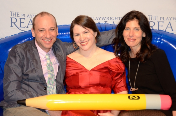 Anton Dudley, Katherine Kovner and Elizabeth Irwin