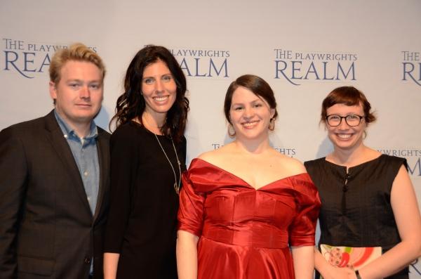 Jason Gray Platt, Elizabeth Irwin, Katherine Kovner and Amelia Roper