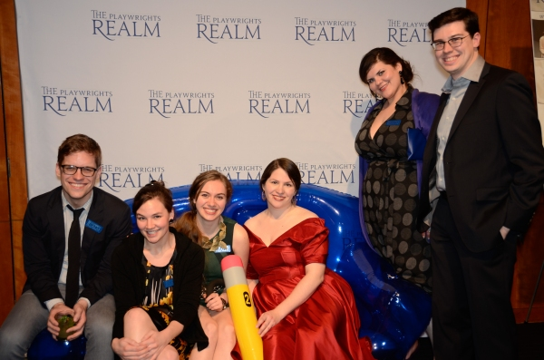 Photo Flash: Katherine Kovner, Anna Deavere Smith and More at Playwrights Realm's WRITERS BLOCK PARTY
