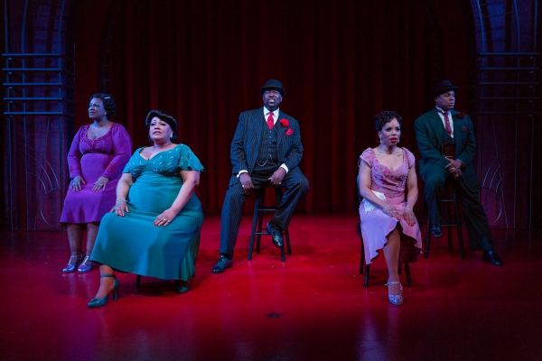 Photo Flash: First Look at Delaware Theatre Company's AIN'T MISBEHAVIN', Directed By Richard Maltby, Jr.
