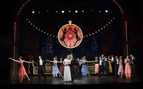 Photo Flash: First Look at Zach Braff, Nick Cordero, Marin Mazzie, Betsy Wolfe and More in BULLETS OVER BROADWAY!