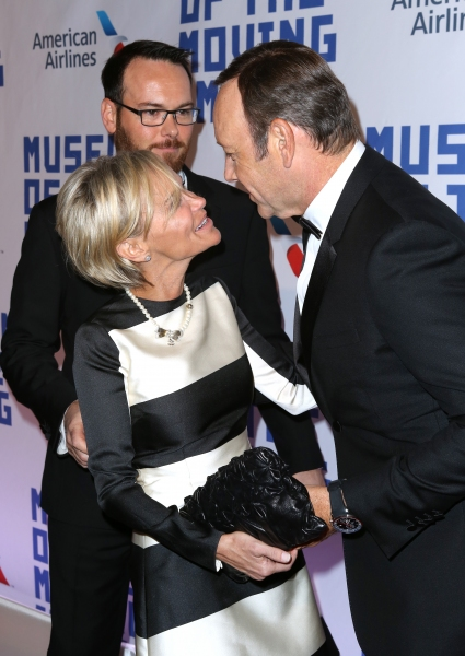 Photo Coverage: Kristin Chenoweth, Samuel L. Jackson & More Honor Kevin Spacey at Museum of the Moving Image