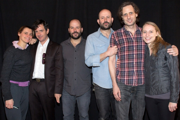 Sophie Bortolussi, Thaddeus Phillips, David Wilhelm, Jeremy Wilhelm, Ean Sheehy, Ales Photo