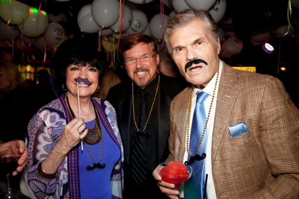 Photo Flash: Joanne Worley, Fred Willard and More Celebrate Milt Larsen at the Magic Castle