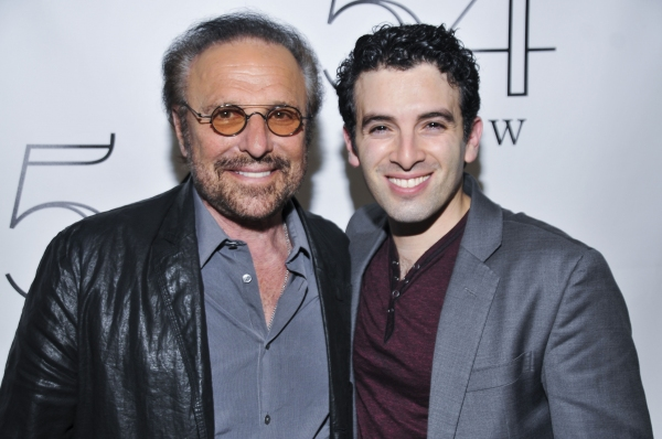Photo Flash: BEAUTIFUL's Jarrod Spector and Barry Mann at 54 Below