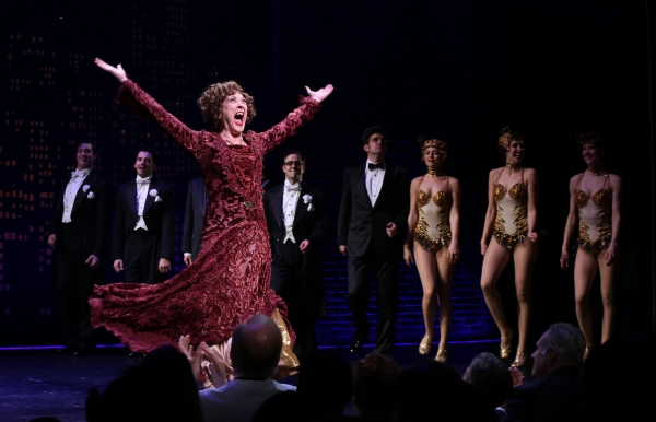 Bullets Over Broadway: The Musical