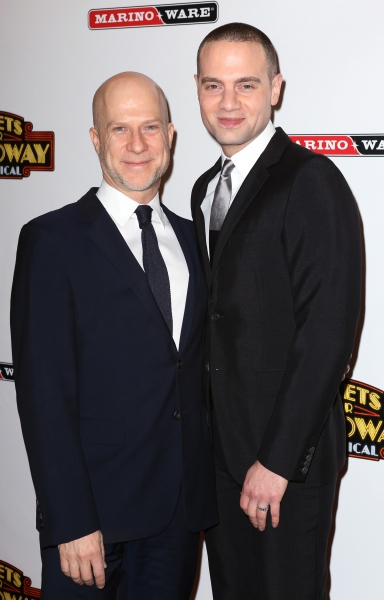Photo Coverage: Inside BULLETS OVER BROADWAY's Opening Night Arrivals!