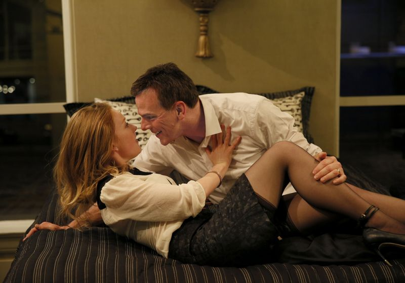 BWW Reviews: NCTC's TAILS OF WASPS Explores the 'What' of Scandal But Lacks the 'Why'