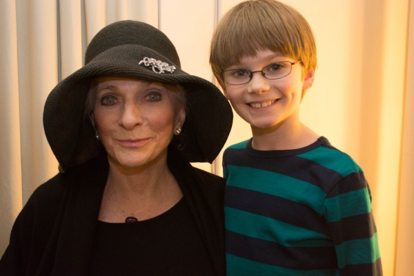 Judy Collins, Grayson Taylor