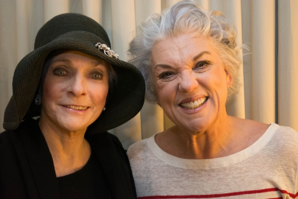 Judy Collins, Tyne Daly
