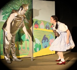 BWW Reviews: DOROTHY AND THE WIZARD OF OZ For All Audience Members