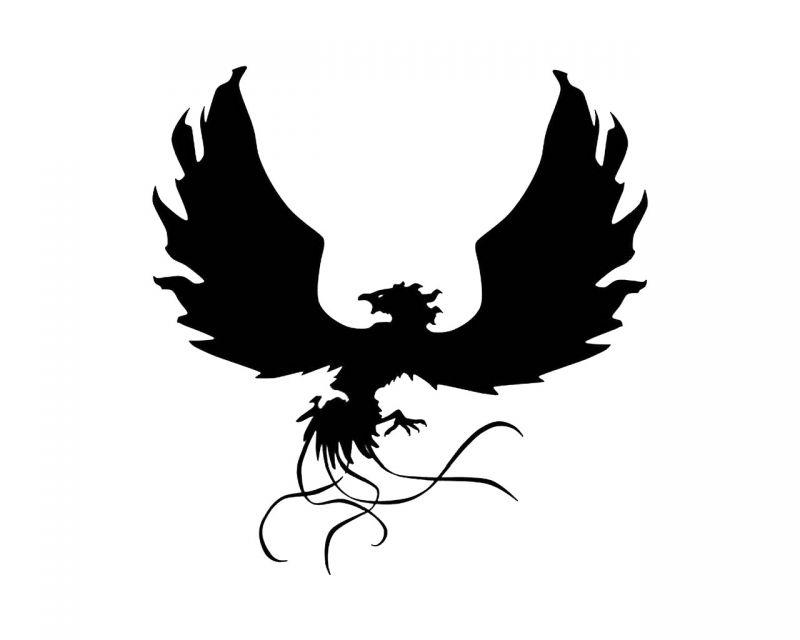 Dark Phoenix Logo BWW Reviews: Bl...