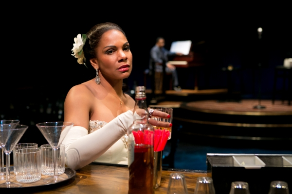 Photo Flash: First Look at Audra McDonald as Billie Holiday in LADY DAY AT EMERSON'S BAR & GRILL
