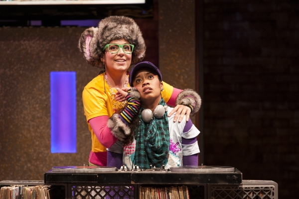 Photo Flash: First Look - CINDERELLA THE REMIX at Lerner Family Theatre