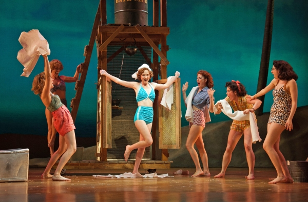 Photo Flash: First Look at Paper Mill Playhouse's SOUTH PACIFIC with Erin Mackey, Mike McGowan & More!