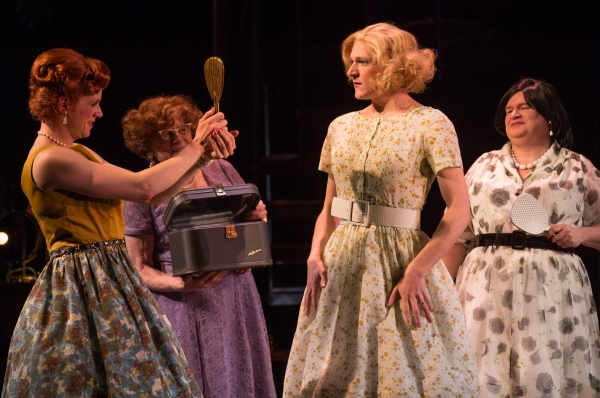 Photo Flash: First Look at Patrick Page and More in MTC's CASA VALENTINA