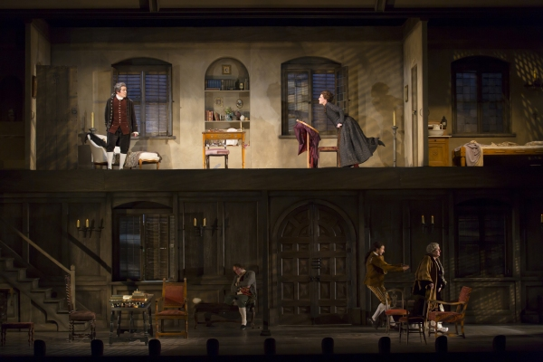 Photos: First Look at THE BARBER OF SEVILLE at McCarter Theatre Center
