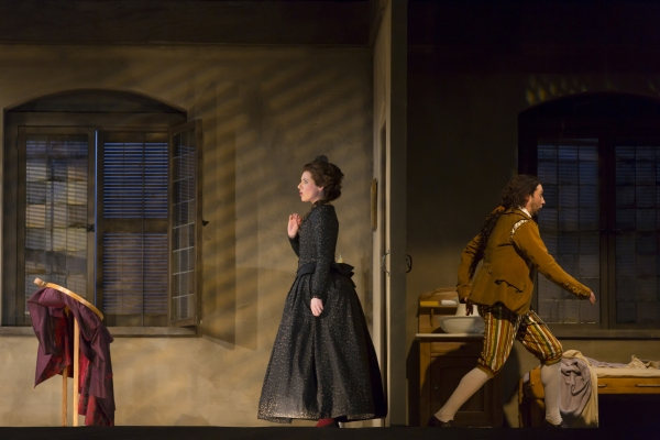 Photo Flash: First Look at THE BARBER OF SEVILLE at McCarter Theatre Center