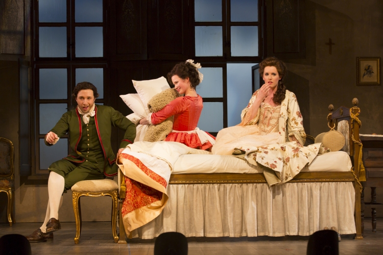 essay on the marriage of figaro Matt greenland july 22nd 2013 music appreciation the marriage of figaro this is an example of an opera buffa by mozart this is a light-hearted piece.