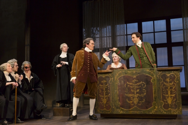 Photo Flash: First Look at THE MARRIAGE OF FIGARO at McCarter Theatre Center