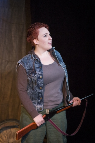 Photo Flash: First Look at Maryland Ensemble Theatre's THE LIEUTENANT OF INISHMORE