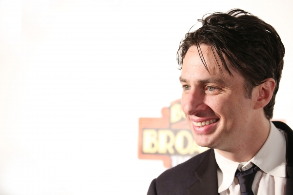 Photo Coverage: Zach Braff, Marin Mazzie & BULLETS OVER BROADWAY Cast Celebrates Opening Night- Part 2