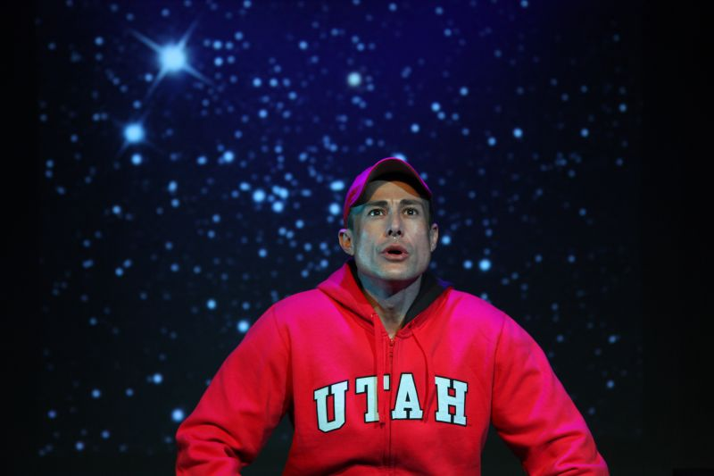 BWW Reviews: Steven Fales Powerfully Bares All in PRODIGAL DAD