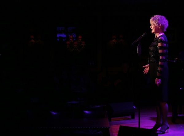 Photo Coverage: Penny Fuller Previews 54 BELOW SINGS APPLAUSE