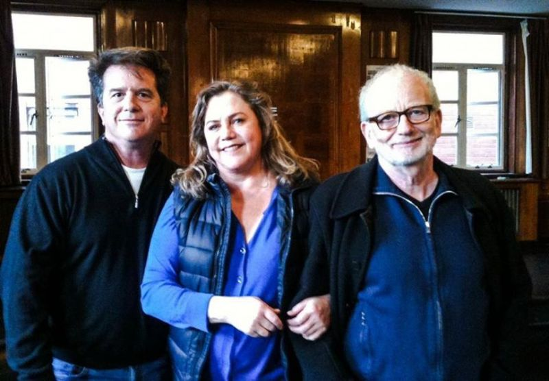 First Look At Kathleen Turner In Rehearsal For BAKERSFIELD MIST