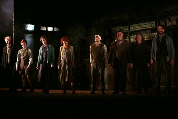 Gary Lilburn, Ingrid Craigie, Sarah Greene, Daniel Radcliffe, Pat Shortt, Gillian Hanna and Padraic Delaney