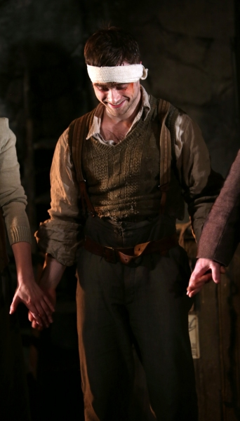 Photo Coverage: He's Back! Daniel Radcliffe & Cast Kick Off THE CRIPPLE OF INISHMAAN Previews on Broadway