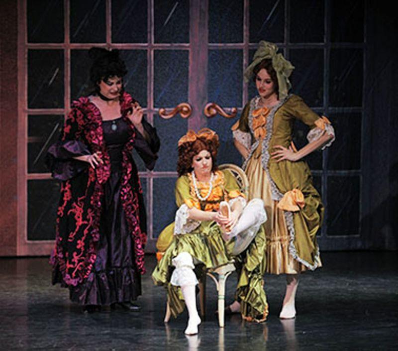 BWW Reviews: Maine State Ballet's CINDERELLA Glitters