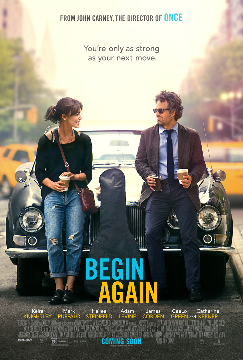 ONCE's John Carney Says New Movie Musical BEGIN AGAIN 'Could Work' On Stage