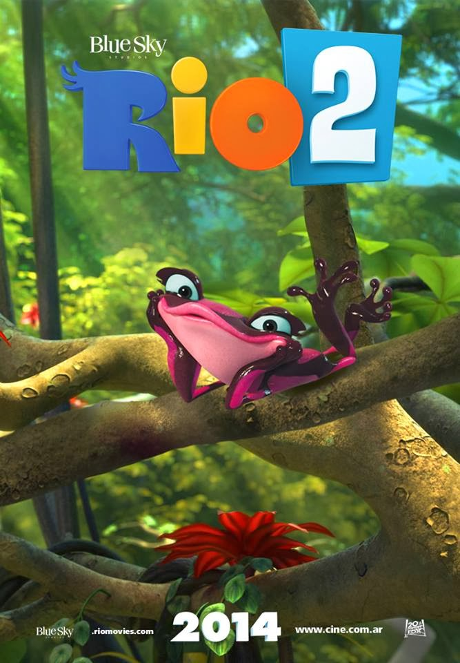 Kristin Chenoweth Chats RIO 2, Singing On Screen & Voicing New Animated Character