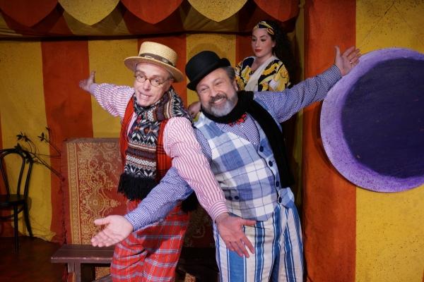 Jack Doyle, Lou Ursone and Shanna Ossi Photo