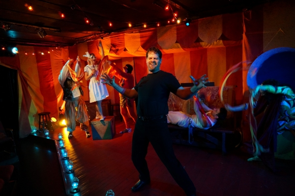 Photo Flash: MTC MainStage Presents THE FANTASTICKS, Now Through 5/4