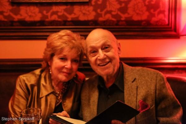Anita Gillette & Charles Strouse