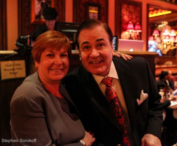 Susan L. Schulman & Lee Roy Reams Photo