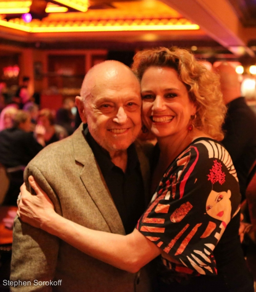 Charles Strouse & Cady Huffman