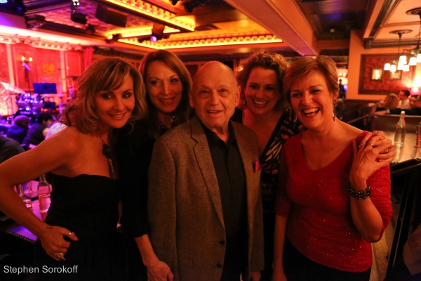 Photo Coverage: Len Cariou, Penny Fuller, Lee Roy Reams & More Take Part in 54 SINGS APPLAUSE