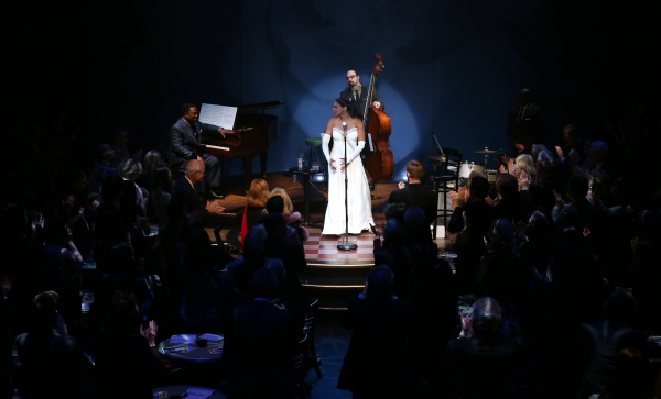 Photo Coverage: Audra McDonald Takes Opening Night Bows in LADY DAY AT EMERSON'S BAR & GRILL