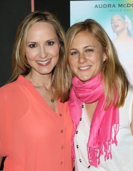 Chely Wright and  Lauren Blitzer  Photo
